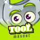 Tool Mascot - GraphicRiver Item for Sale