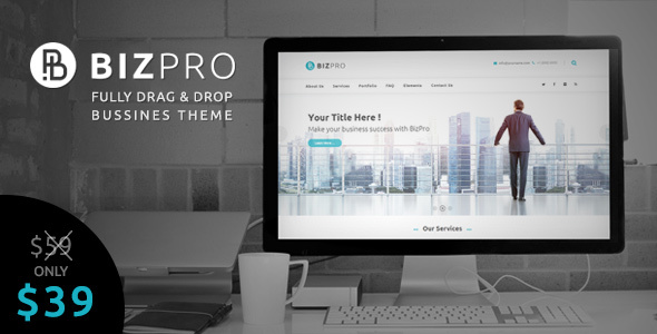 BizPro – Business Theme