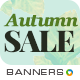 Autumn Sale Banners - GraphicRiver Item for Sale