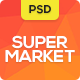 Supermarket - PSD Templates - ThemeForest Item for Sale