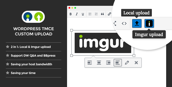 Download WordPress TinyMCE custom upload nulled version