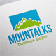 Mountain Talk Logo