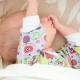 Baby Stretching After Sleeping - VideoHive Item for Sale