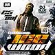 Hip-Hop Artist Flyer Template - GraphicRiver Item for Sale