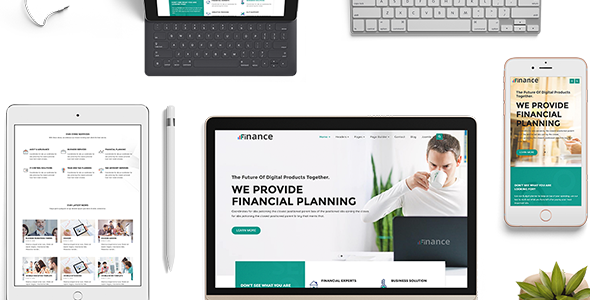 Finance – Consulting, Business, Agency Joomla Template