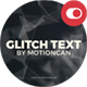 Glitch Text Tool - VideoHive Item for Sale