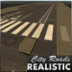 Realistic City Roads - 3DOcean Item for Sale