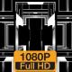 Black Light Zoom Background Loop - 10