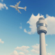 Airport Tower - 1 - VideoHive Item for Sale