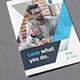 James Austin Brochure - Portrait - GraphicRiver Item for Sale