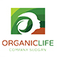Organic Life Logo - GraphicRiver Item for Sale