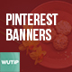 30 Pinterest Food & Restaurant Banners - GraphicRiver Item for Sale