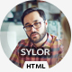 Sylor - Agency/Portfolio HTML Template - ThemeForest Item for Sale