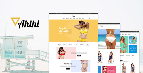 Image of Ap Summer Store Shopify Theme
