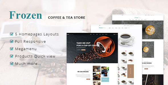 Image of Ap Frozen Shopify Theme