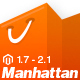 Manhattan - Responsive Magento 2 and Magento 1 Theme - ThemeForest Item for Sale