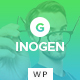 Inogen Multipurpose Creative WordPress Theme Nulled