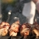 Cook Meat On The Grill - VideoHive Item for Sale