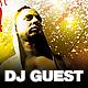 DJ Guest Flyer - GraphicRiver Item for Sale
