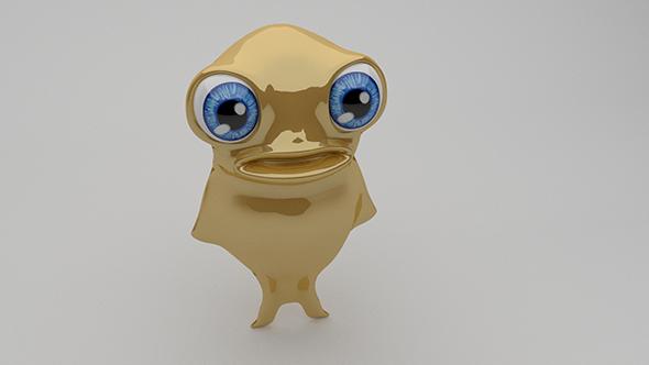 Cartoon Fish - 3DOcean Item for Sale