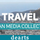 Travel Media Collection - VideoHive Item for Sale