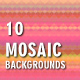 Mosaic Abstract Backgrounds - GraphicRiver Item for Sale
