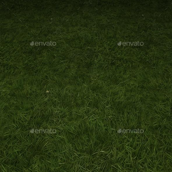ground grass tile 7 - 3DOcean Item for Sale