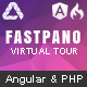 FastPano 360 - Virtual Tour Constructor - CodeCanyon Item for Sale