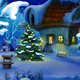 Magic Christmas Night - VideoHive Item for Sale