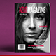 NOIR Magazine - GraphicRiver Item for Sale