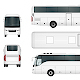 Bus Template - GraphicRiver Item for Sale