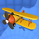 Cartoon Plane - 3DOcean Item for Sale