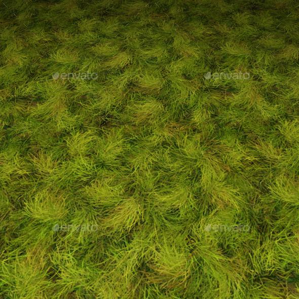 ground grass tile 15 - 3DOcean Item for Sale