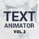Text Animator vol.2 - VideoHive Item for Sale