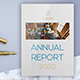 Annual Report 2020 - GraphicRiver Item for Sale