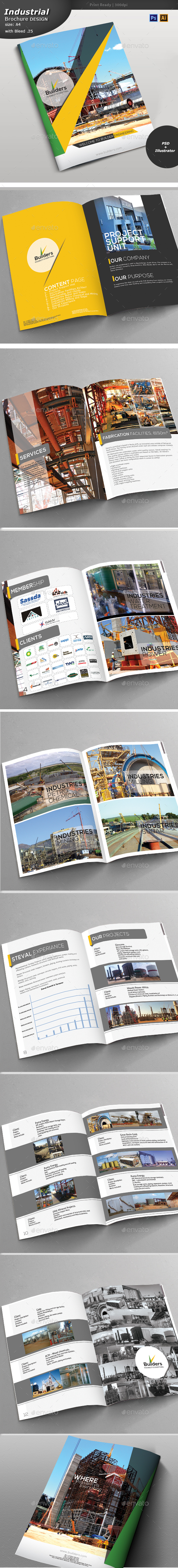 Construction Brochure - Corporate Brochures