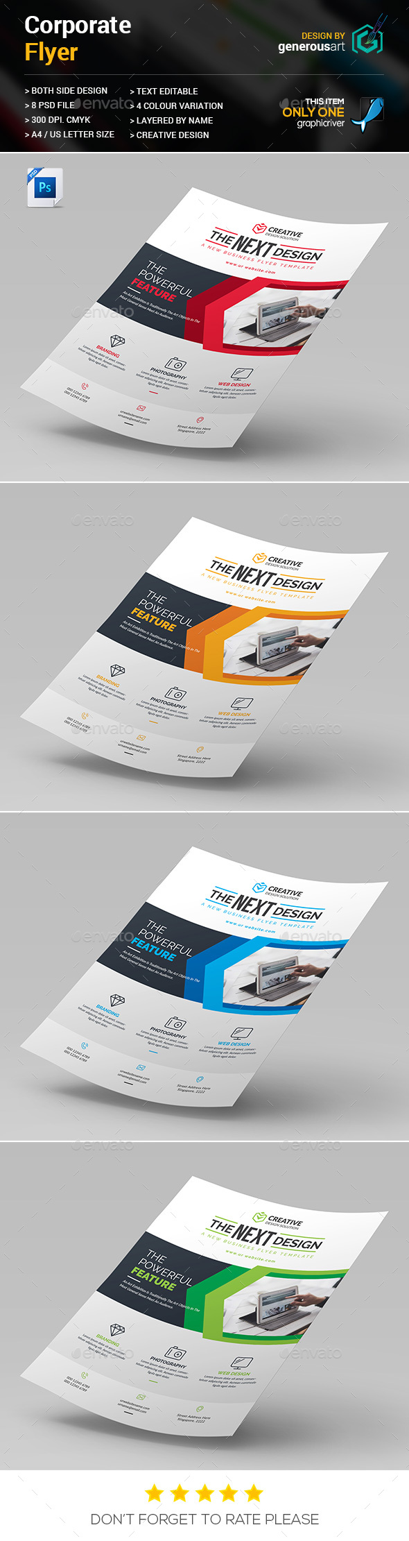 Business Flyers - Corporate Flyers