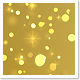 Golden Glitter Particles - VideoHive Item for Sale