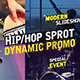 Hip-Hop Dynamic Promo - VideoHive Item for Sale