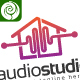 Audio Studio Logo - GraphicRiver Item for Sale