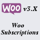 WooSubscriptions - Subscriptions for WooCommerce