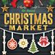 Christmas Market Flyer - GraphicRiver Item for Sale