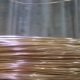 Gold Wire In Coil. Golden Thread - VideoHive Item for Sale