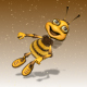 Happy Bee Logo Reveal - VideoHive Item for Sale