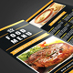 Trifold Menu Template Vol.7 - GraphicRiver Item for Sale