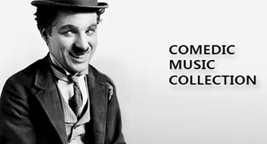 COMEDIC MUSIC