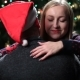 Young Couple Hugging With Wrapped Xmas Present - VideoHive Item for Sale