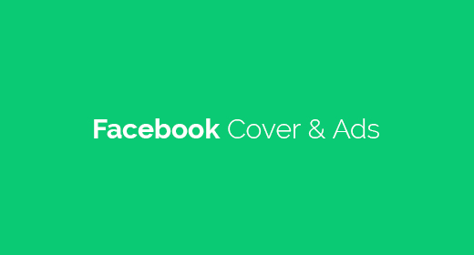 Facebook Cover & Ads