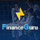 Finance Guru - Consulting Business, Finance HTML5 Template Nulled