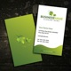Green Style Business Card - GraphicRiver Item for Sale